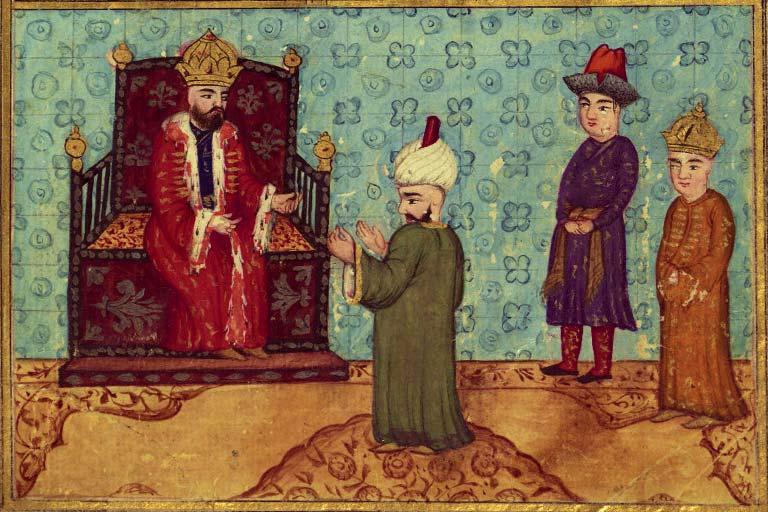 משל המלך ג'לאל א-דין רומי