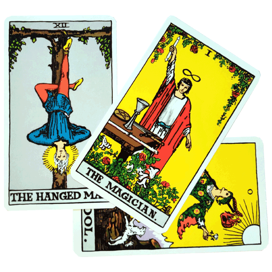 tarot-deck-albano-waite-open