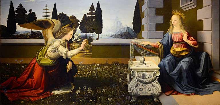 הבשורה מאת לאונרדו דה וינצ'י
