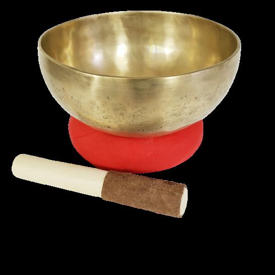 קערה טיבטית עבודת יד 750 גרם