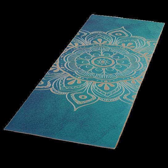 Yoga mat - sunrise mandala